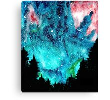 Cluster Of Stars Canvas Print