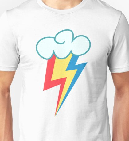 My little Pony - Equestria Girls Rainbow Dash Unisex T-Shirt