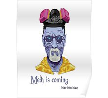 Breaking Bad - Game of Thrones Poster