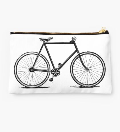 Vintage Bike Studio Pouch