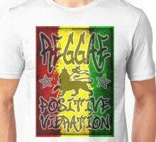 Reggae Positive vibration Unisex T-Shirt