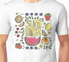 Summer Fruits Unisex T-Shirt