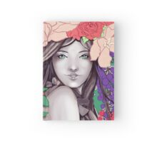 Flower Fruits Hardcover Journal