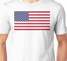 US FLAG Unisex T-Shirt