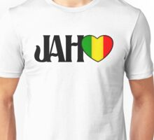 Jah Love Unisex T-Shirt