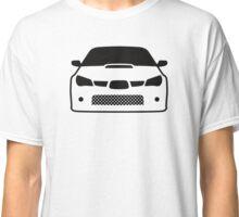 JDM sticker & Tee-shirt - Car Eyes STi 3 Classic T-Shirt