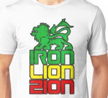 Iron Lion Zion Unisex T-Shirt