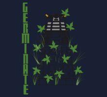 Germinate - Dr Who Kids Tee