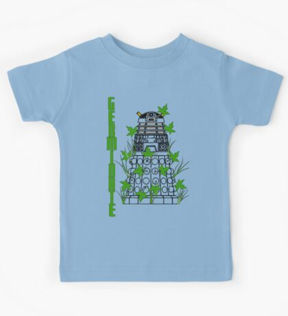 Germinate - Dr Who Kids Tee