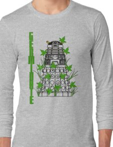 Germinate - Dr Who Long Sleeve T-Shirt