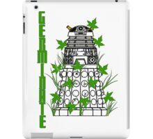 Germinate - Dr Who iPad Case/Skin