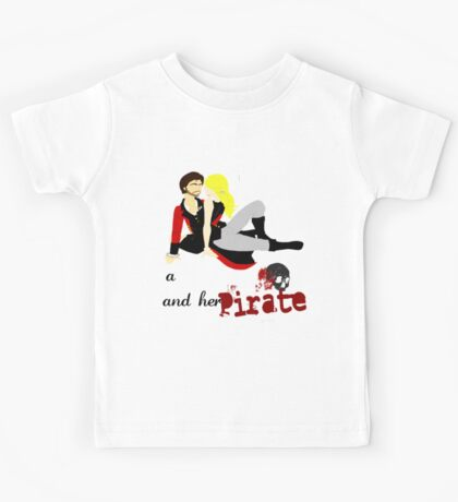 Let Loose the Sails Kids Tee