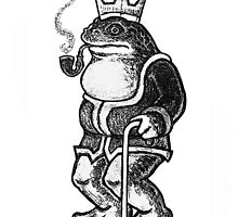 KING TOAD by dimjim
