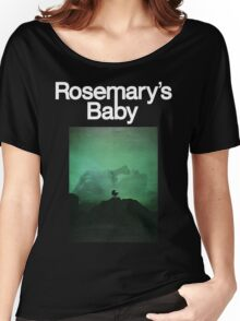 Rosemary's Baby Shirt! Women's Relaxed Fit T-Shirt
