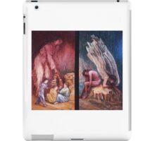Oil painting iPad Case/Skin