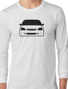 JDM sticker & Tee-shirt - Car Eyes EP3 Long Sleeve T-Shirt
