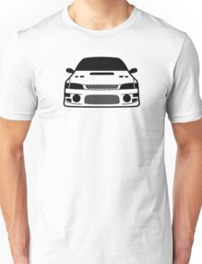 JDM sticker & Tee-shirt - Car Eyes GC8 Unisex T-Shirt