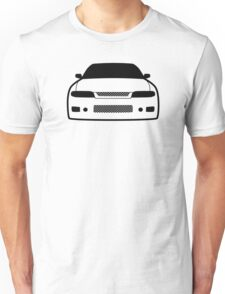 JDM sticker & Tee-shirt - Car Eyes GTR R33 Unisex T-Shirt