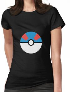 Great Ball Womens Fitted T-Shirt