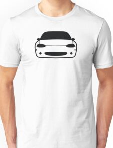 JDM sticker & Tee-shirt - Car Eyes Miata NB Unisex T-Shirt