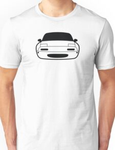 JDM sticker & Tee-shirt - Car Eyes Miata NA Unisex T-Shirt