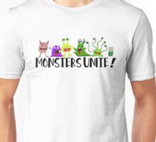 Monsters Unite! Unisex T-Shirt