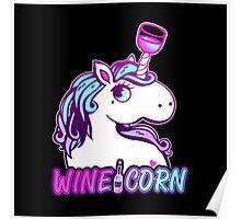 wine corn  Poster
