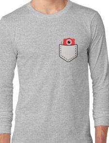 Pocket Monster Long Sleeve T-Shirt
