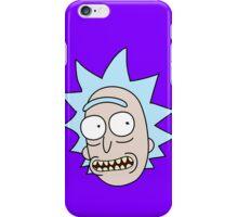 Rick Smile iPhone Case/Skin