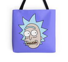 Rick Smile Tote Bag
