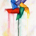 Blowing In the Wind... by Deborah Cauchi