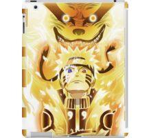 The Nine Tails Jinchuuriki iPad Case/Skin