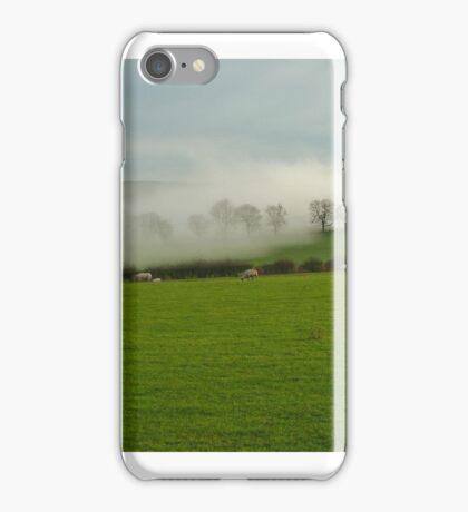 Mist in the Valley iPhone Case/Skin