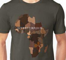 Flexin' My Complexion Unisex T-Shirt