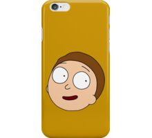 Morty Smile iPhone Case/Skin