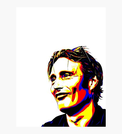 Mads Photographic Print
