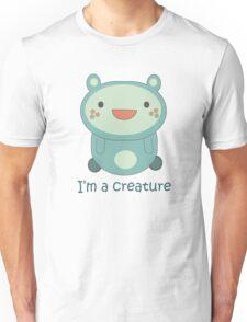 Cute Cartoon Creature Unisex T-Shirt