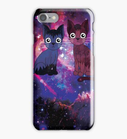 Galactic Kittens iPhone Case/Skin