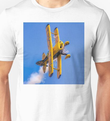 Pitts S-1D Special G-IIIP on the knife edge Unisex T-Shirt