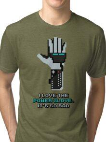 I love the Power Glove Tri-blend T-Shirt