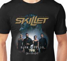 Skillet Unleashed Tour Unisex T-Shirt