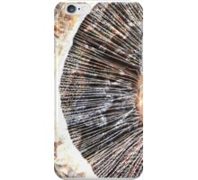 Mushroom and lichen iPhone Case/Skin