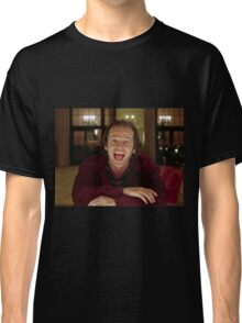 Jack Nicholson The Shining Still - Stanley Kubrick Movie Classic T-Shirt