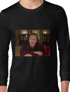 Jack Nicholson The Shining Still - Stanley Kubrick Movie Long Sleeve T-Shirt