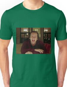 Jack Nicholson The Shining Still - Stanley Kubrick Movie Unisex T-Shirt