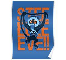 STEEEEEVE! Poster