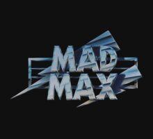Mad Max film title by Biker