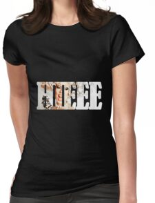 Alaska HIEEE pic Womens Fitted T-Shirt