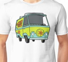 Retro Mystery Machine Unisex T-Shirt
