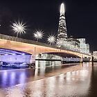 London Bridge by Shari Mattox